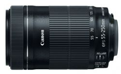 Canon 55-250mm 4-5.6 IS STM