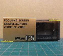 Focusing Screen Nikon F5