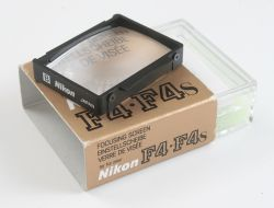 Focusing Screen Nikon F4