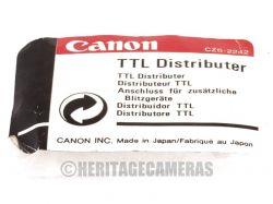 TTL Distributer Canon