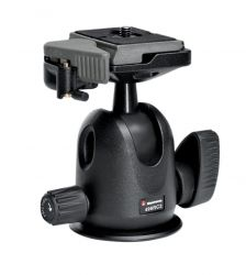 Cabeça Manfrotto 496RC2 - Compact Ball Head + Plate 200PL 1/4 p/ 6 Kg