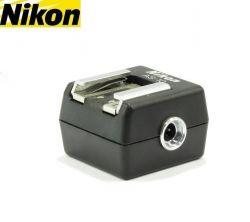 Sapata de Flash Nikon As-10 distribuidor TTL | Produto Usado