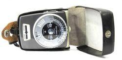 Fotômetro Gossen Sixtomat 2 - Produto Usado