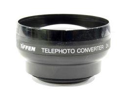 Tiffen Telephoto 2x | 37mm - Produto Usado