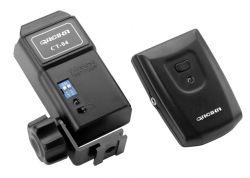 Rádio Auto Flash Remoto 4 Canais Universal - Kit Transmissor e Receptor