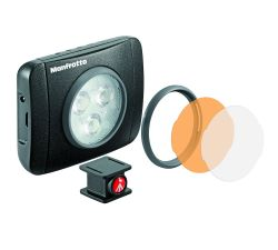 Lumie Manfrotto MLUMIEPL-BK