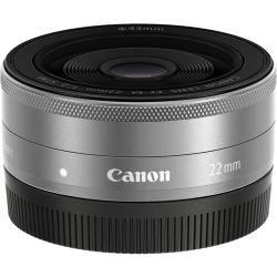 Lente Canon EF-M 22mm f/ 2.0 STM
