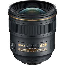 Lente Nikon 24mm f/1.4 G ED