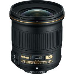 Lente Nikon 24mm 1.8 G ED