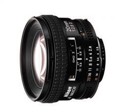 Lente Nikon 20mm f/2.8 D