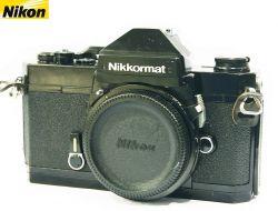 Câmera Nikkormat FT2 Black Corpo - Produto Usado