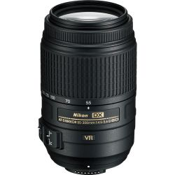 Lente Nikon 55-300mm 4.5-5.6 G ED VR