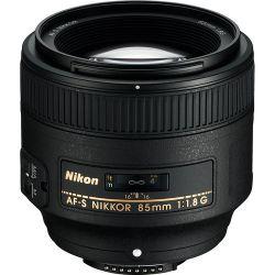 Lente Nikon 85mm 1.8 G