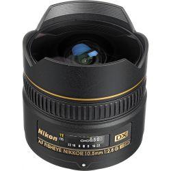 Lente Nikon 10.5mm 2.8 AF DX Fisheye G ED