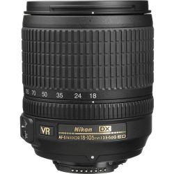 Lente Nikon 18-105mm  G ED VR