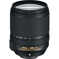 Lente Nikon 18-140mm  G ED VR