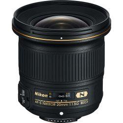 Lente Nikon 20mm 1.8 G ED