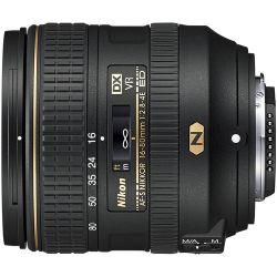 Lente Nikon 16-80mm f/2.8-4E ED VR