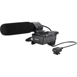 Adaptador e Microfone Sony XLR-K1M