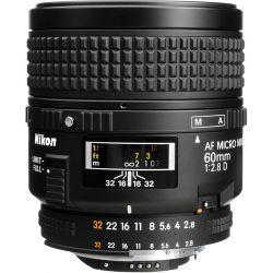 Lente Nikon 60mm 2.8 Micro D