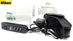 Transmissor e disparador Nikon ML-3