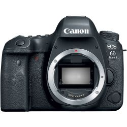 Canon EOS 6D mark II 26MP Full Frame - corpo