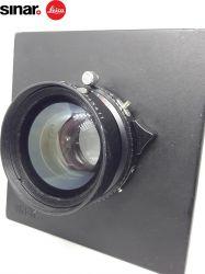 Lente Nikkor W 210mm f/ 5.6 Copal 1 p/ Grande Formato 4x5