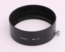 Parasol Nikon HK-11 Original - Produto Usado