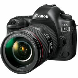 Canon EOS 5D Mark IV c/  lente EF 24-105mm 4.0 L IS USM II
