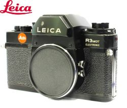 Câmera Leica R3 MOT Eletronic  - Usada C/ Garantia