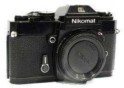 Câmera Nikomat EL Black