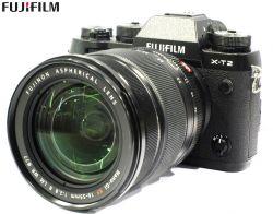 Câmera Fujifilm X-T2 24mp WiFi Lente XT16-55mm F/2,8 R LM WR