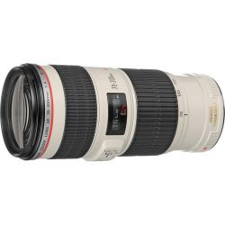 Lente Canon EF 70-200mm f/4.0 L IS USM