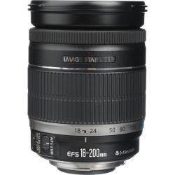 Lente Canon 18-200mm f/3.5-5.6 IS