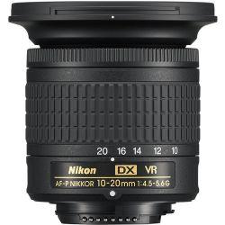Lente Nikon 10-20mm AF-P 4.5-5.6 G VR DX