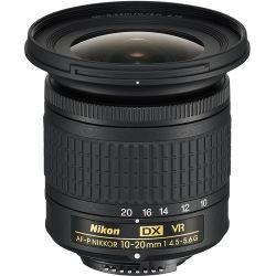 Lente Nikon 10-20mm 4.5-5.6 G VR