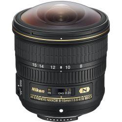 Lente Nikon 8-15mm 3.5-4.5E ED