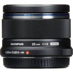 Lente Olympus M. Zuiko 25mm 1.8