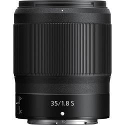 Lente Nikon Z 35mm Nikkor  f/1.8 S