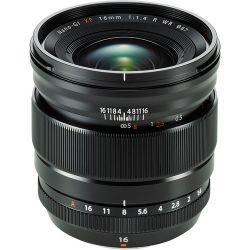 Lente Fujifilm XF 16mm f/1.4 R WR