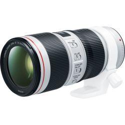 Lente Canon 70-200mm 4.0 L IS II USM