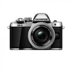 Câmera  OLYMPUS OM-D/E-M10 Mark II c/ Lente 14-42mm