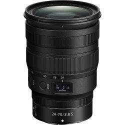 Lente Nikon Z 24-70mm Nikkor f / 2.8 S