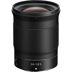 Lente Nikon Nikkor Z 24mm 1.8 S