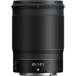 Lente Nikon NIKKOR Z 85mm 1.8 S