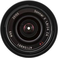 Lente Sony E 24mm f/1,8 Z