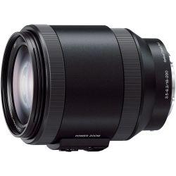 Lente Sony E PZ 18-200mm 3.5-6.3 OSS