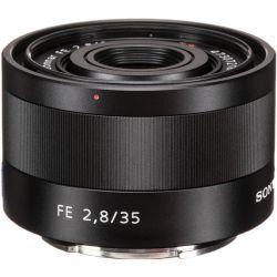 Lente Sony FE 35mm 2,8 ZA