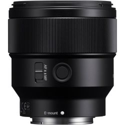 Lente Sony FE 85mm 1.8