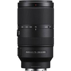 Lente Sony E 70-350mm 4-5.6 G OSS